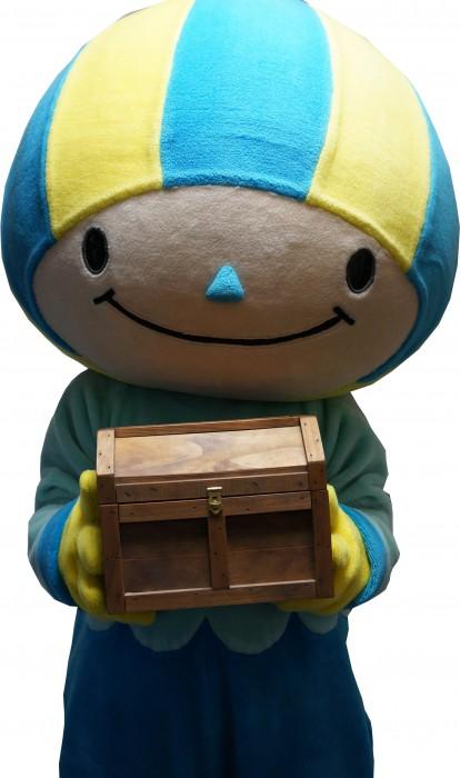 ①ミナモ宝箱(閉)